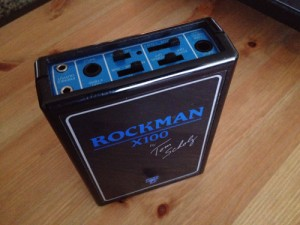 The Venerable Rockman X100.