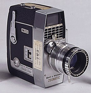 Zapruder's Original 8mm Bell & Howell